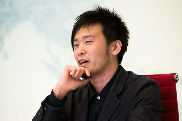 太刀川英輔さん(NOSIGNER)