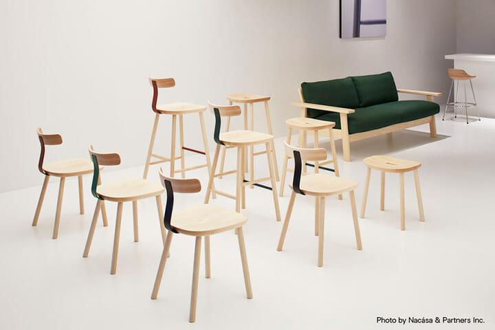 ミラノで奮闘する日本の家具メーカーに見るブランド確立の道、サローネ出展の意義   デザイン情報サイト[JDN]