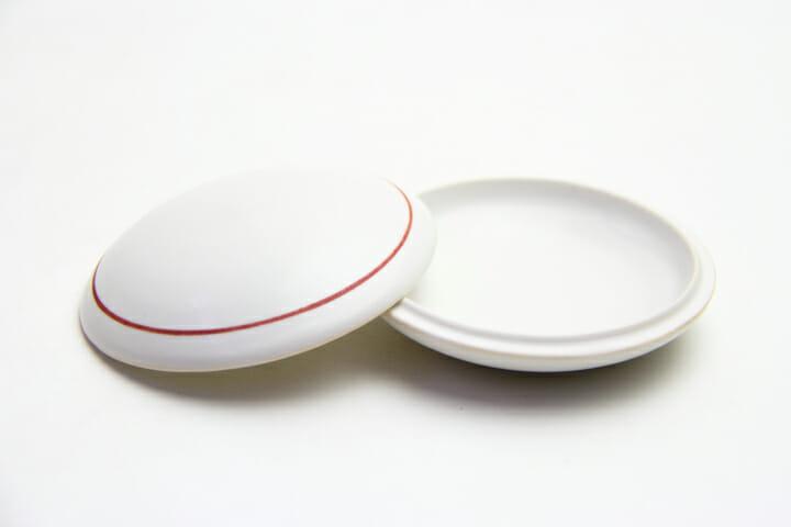 Ceramic Case/開けた状態