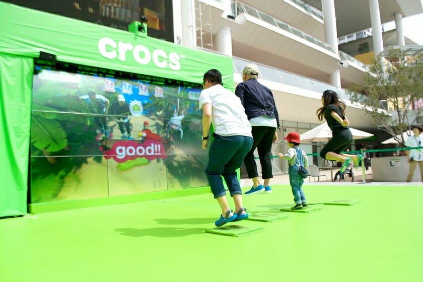 crocs 撮れ~る!アドベンチャー (1)