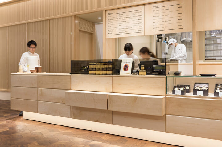 TORAYA CAFÉ・AN STAND (2)
