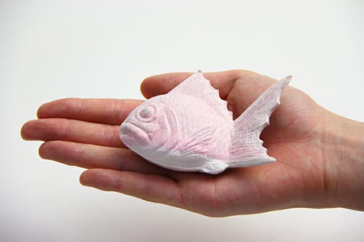 ビクビク(鯛)