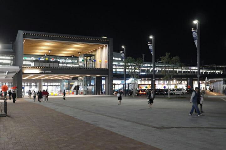 姫路駅北広場、大手前通り ストリートファニチャー (2)