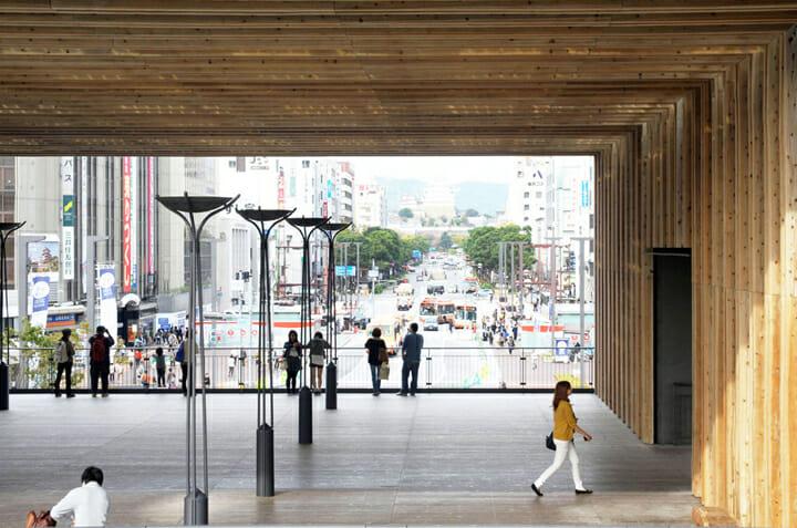 姫路駅北広場、大手前通り ストリートファニチャー (3)