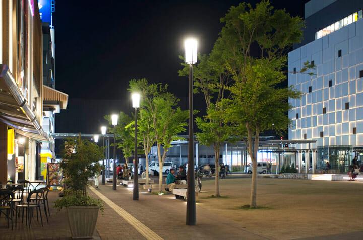 姫路駅北広場、大手前通り ストリートファニチャー (8)