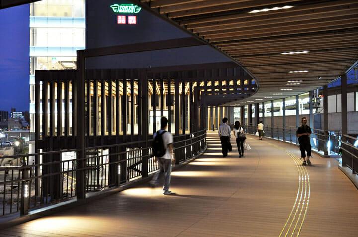 姫路駅北広場、大手前通り ストリートファニチャー (5)