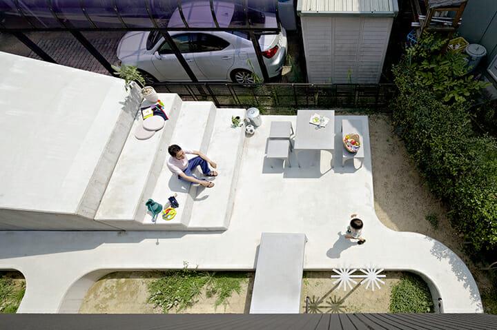 庭の形 (1)