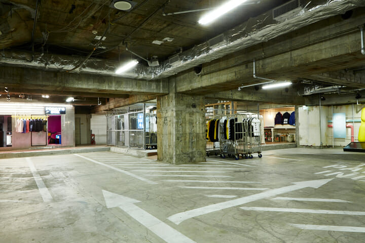 THE PARK・ING GINZA (2)