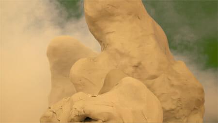 小金沢健人展「煙のゆくえ」