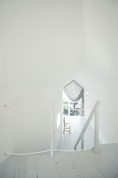O邸のカーテン (2)