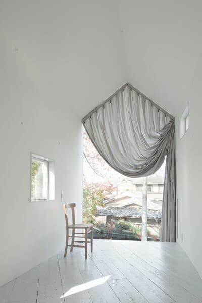 O邸のカーテン (3)