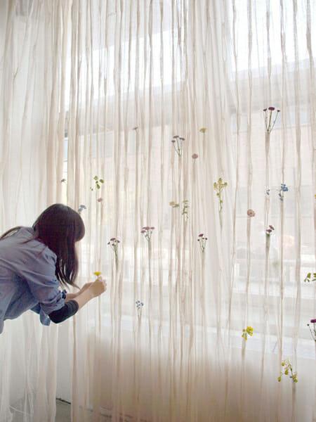 花のカーテン (4)