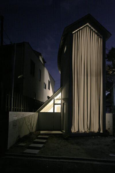 O邸のカーテン (4)