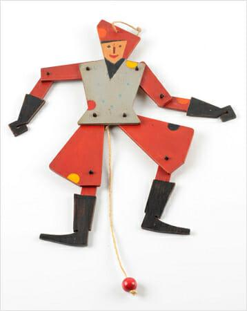 ADO 《ジャンピング・ジャック(操り人形)》 1925年頃CODAミュージアム蔵Copyright CODA / Gerhard Witteveen