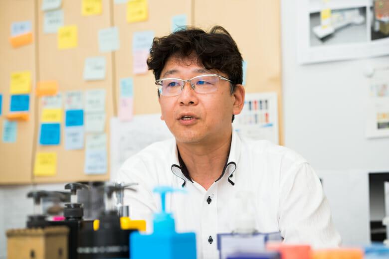 奥出秀樹(おくでひでき) 日本製紙株式会社 紙パック事業本部 商品開発部 主席技術調査役