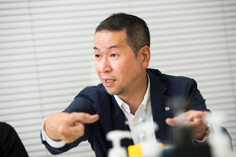 金子知生(かねこ・ともお) 日本製紙株式会社 企画本部 パッケージング・コミュニケーションセンター長