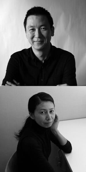 安島諭 + 本田智子(デザイナー)
