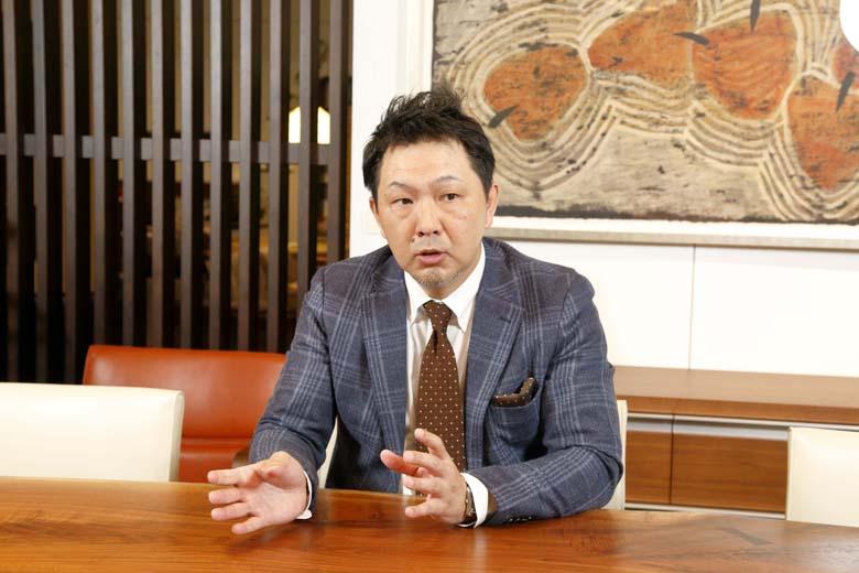 株式会社カンディハウス 取締役 マーケティング本部 本部長 染谷哲義さん