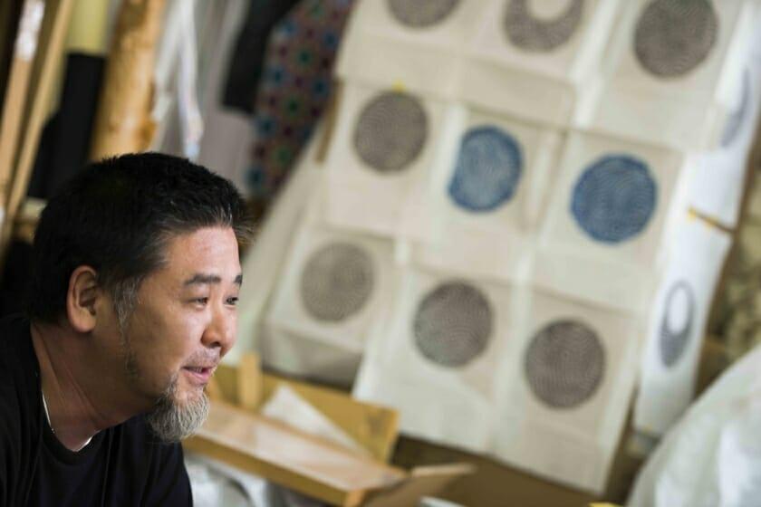 【東京造形大学50周年記念】次世代かもう一つ次の世代かに残る普遍的な紋様をつくりたい-野老朝雄インタビュー(1)
