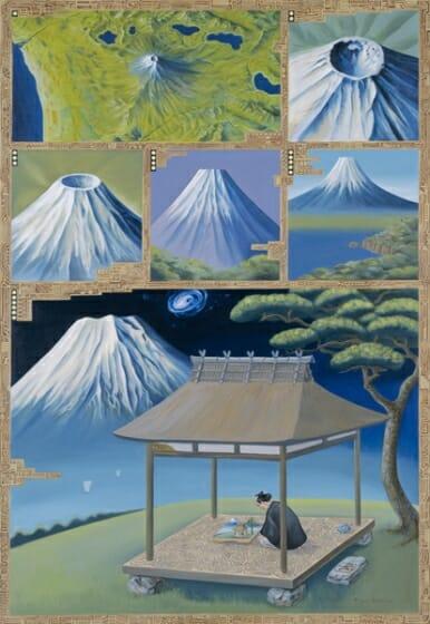 世界が妙だ! 立石大河亞+横山裕一の漫画と絵画