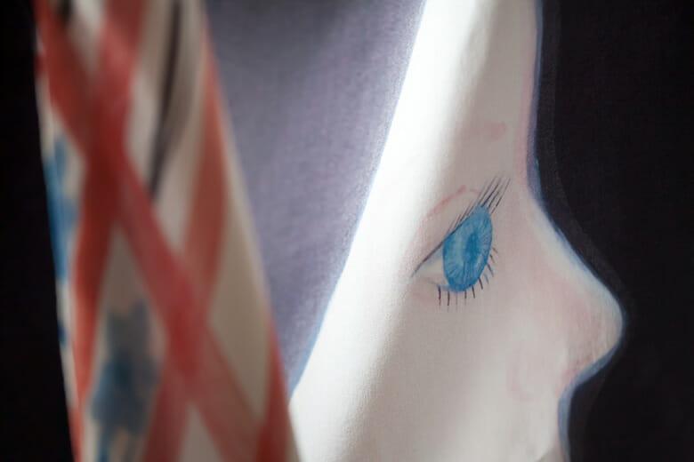 KIGIデザインのスカーフ展「12scarfs」
