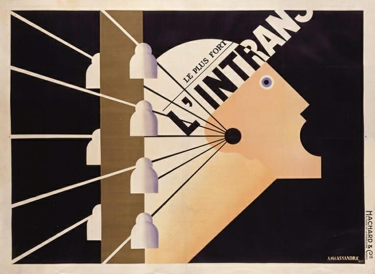 カッサンドル・ポスター展 グラフィズムの革命