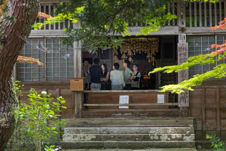 内田さんがXSCHOOLをつくり上げるために企画し、運営チームが参加した「FUKUI INSPIRATIONAL TOUR」