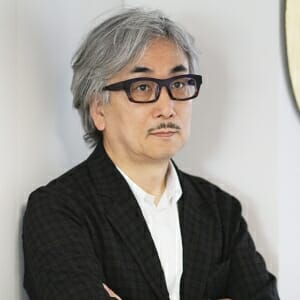 designディレクター桐山登士樹