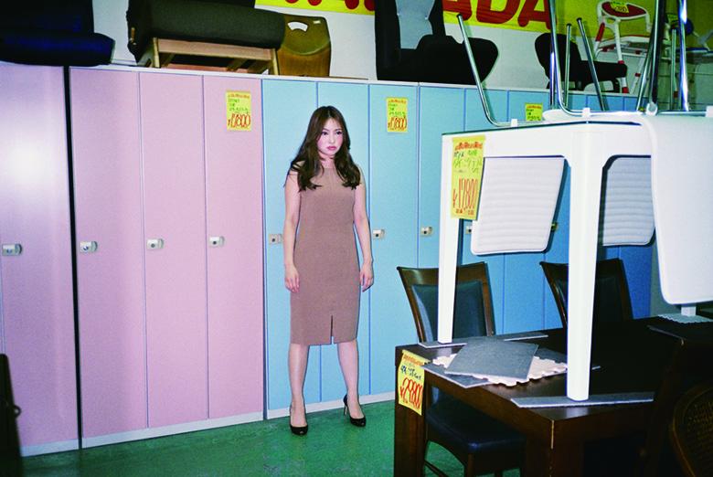 佐藤麻優子展「ようかいよくまみれ」