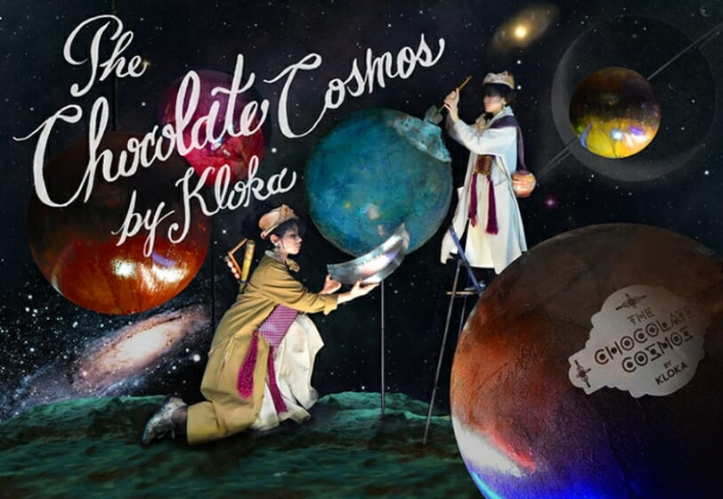THE CHOCOLATE COSMOS by KLOKA