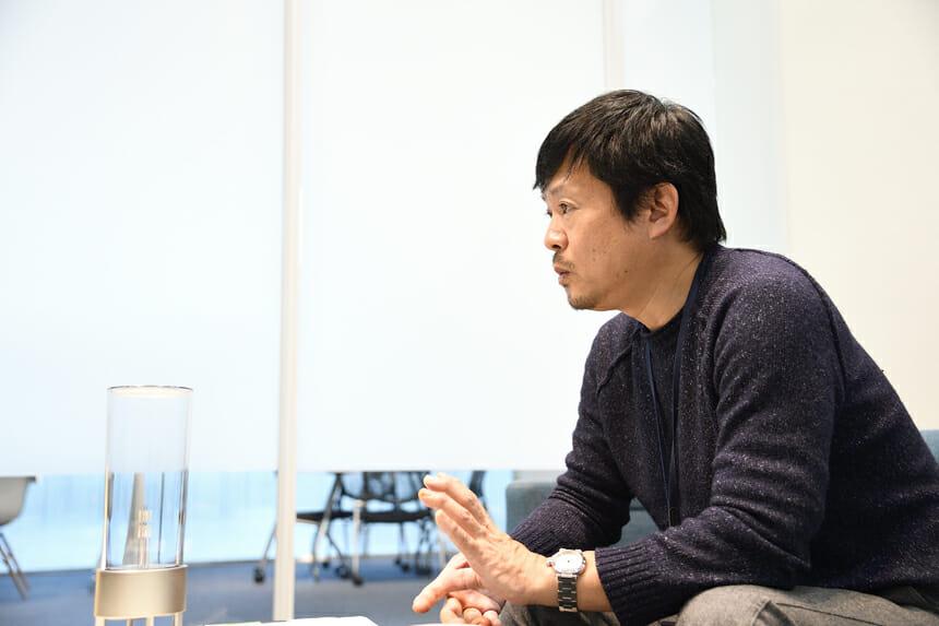 ソニー株式会社 TS事業準備室 シニアコンスーマーエクスペリエンスプロデューザー 松本安司さん
