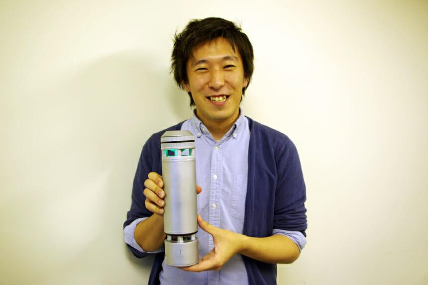 Cerevo プロダクトマネージャー 柴田健士さん