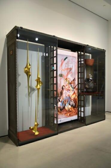 現代美術実験展示「パースペクティヴ(1)」