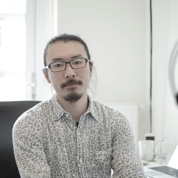 遠藤豊(アートディレクター / プロデューサー / テクニカルディレクター)
