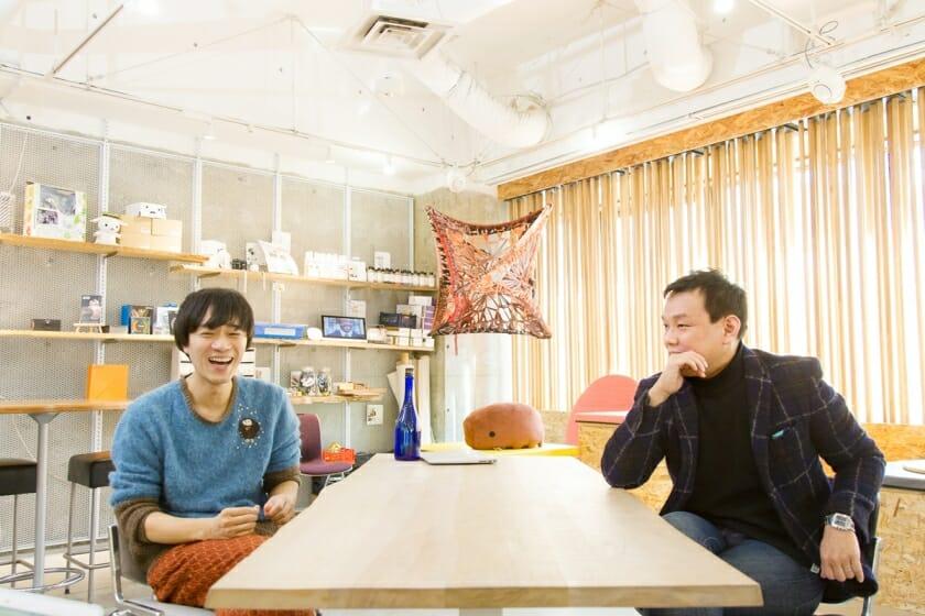 現代版「楽市・楽座」が、ジャパンブランドの未来を拓くー二本栁友彦×堀田卓哉(2)