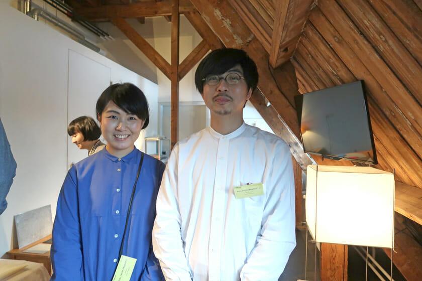 クラフトデザイナー佐藤延弘さんと小松左苗さんによるブランド「PULL+PUSH PRODUCTS.」