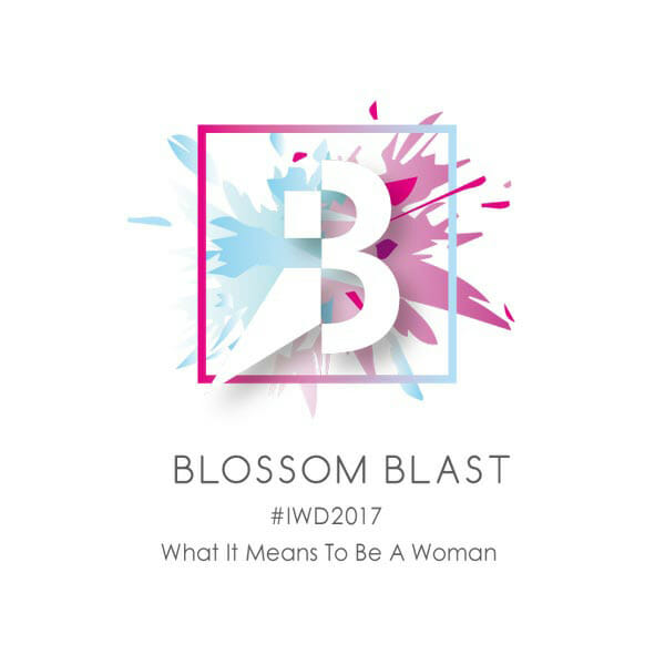 Blossom Blast 2017 #IWD