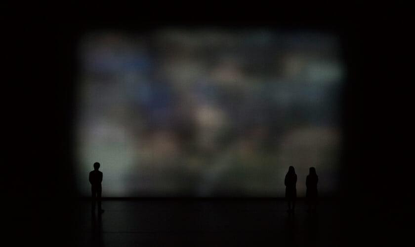 新作インスタレーション展「バニシング・メッシュ」