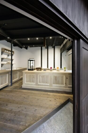 Fat Witch Bakery 京都「受け取り処」 (3)