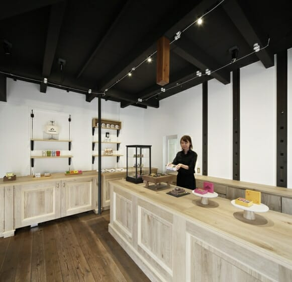 Fat Witch Bakery 京都「受け取り処」 (2)