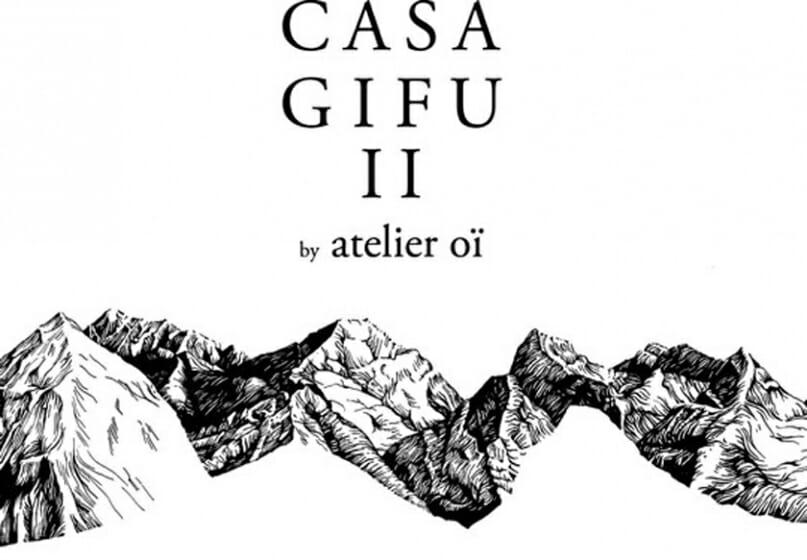 CASA GIFU II at FUORISALONE
