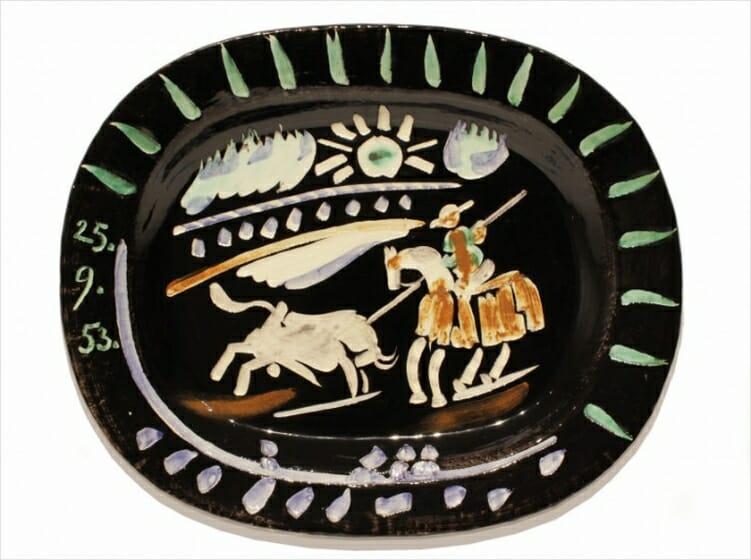 Picasso Ceramics ピカソ セラミクス-不変の色彩を求めて-