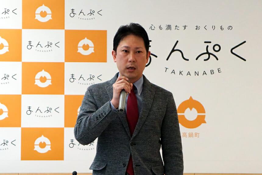 谷口竜一さん(株式会社ヤミーフードラボ)