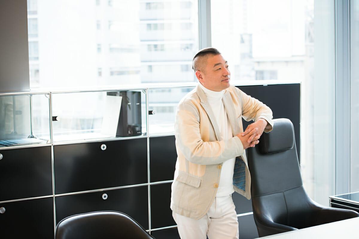 「よい空間・よいプロダクト」を提供することが最大のミッション-インターオフィス・寺田尚樹