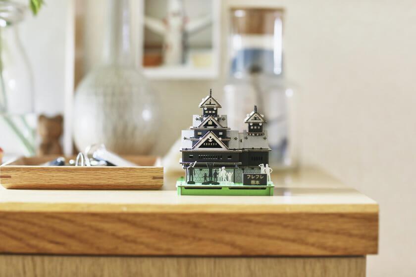 第5回:カードボードキャッスル「熊本城」