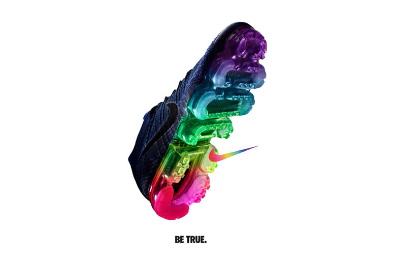 LGBTQコミュニティからインスパイアされた、すべてのアスリートの情熱を讃える「BETRUE コレクション」をNIKEが発表
