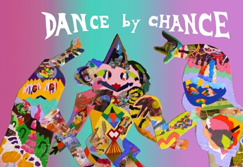マンブルボーイ個展「DANCE by CHANCE」