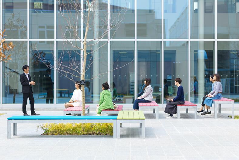 実践女子大学日野キャンパス (2)