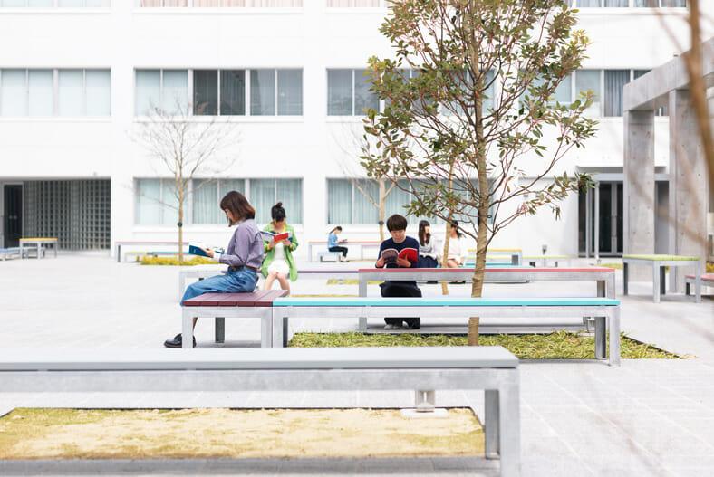 実践女子大学日野キャンパス (1)