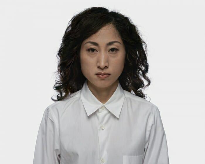 北島敬三《Suga Chitose Oct. 28, 2005》〈PORTRAITS〉より 2005年 発色現像方式印画
